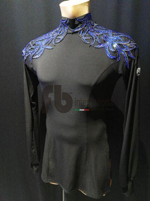 top fashion fcbb0 c7271 DANZE LATINO AMERICANE E CARAIBICHE-UOMO | FB international