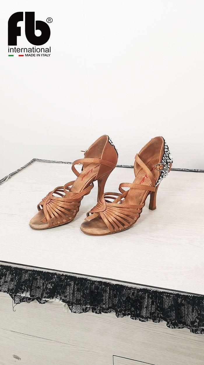 Custom dance shoes